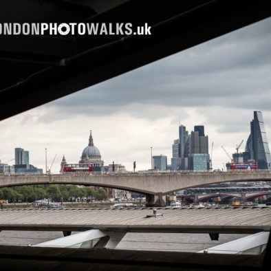 Waterloo Bridge London Photo Walks
