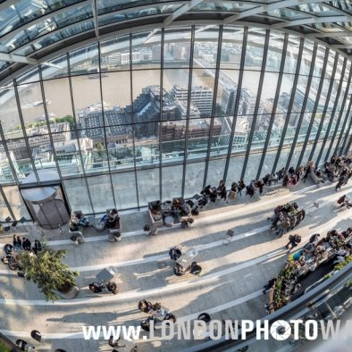 The Sky Garden London Photo Walks
