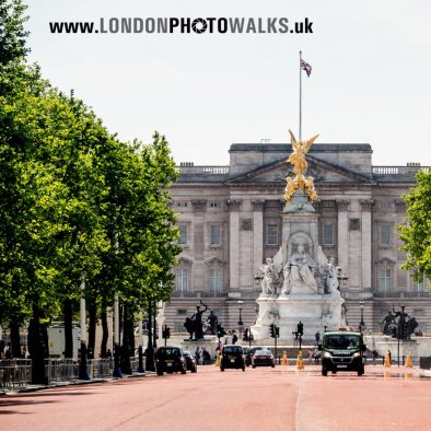 Buckingham Palace The Mall London Photo Walks