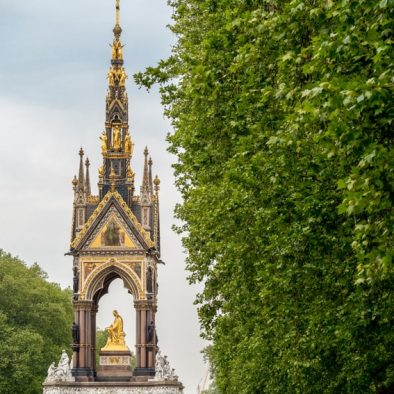 Albert Memorial Hyde Park London Photo Walks