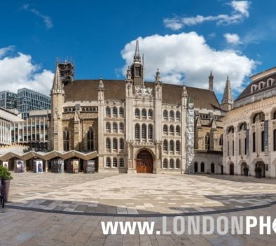 Guildhall City of London by London Photo Walks