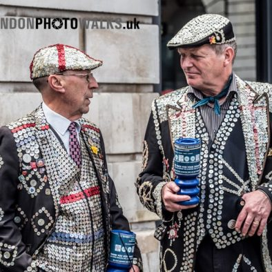 Pearly Kings Covent Garden London Photo Walks