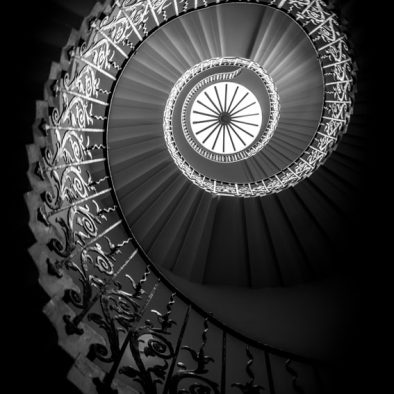 Tulip Staircase Greenwich London Photo Walks
