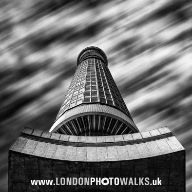 BT Tower London Photo Walks
