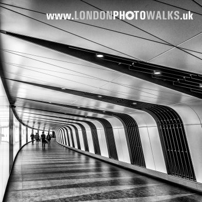 King's Cross Tunnel London Photo Walks