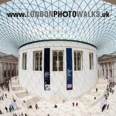 British Museum London Photo Walks