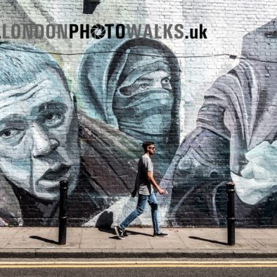 Brick Lane Street Art London Photo Walks