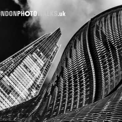 The Shard London Photo Walks