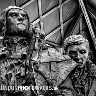 Green Park Bomber Command Memorial London Photo Walks
