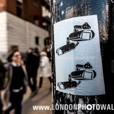 CCTV London Photo Walks