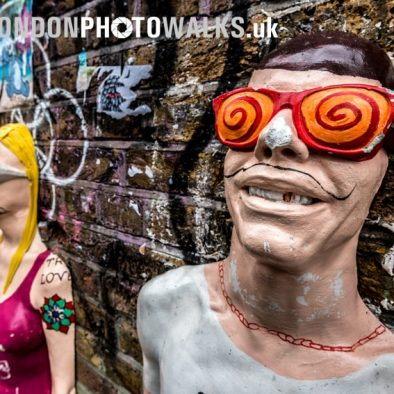 Brick Lane London Photo Walks