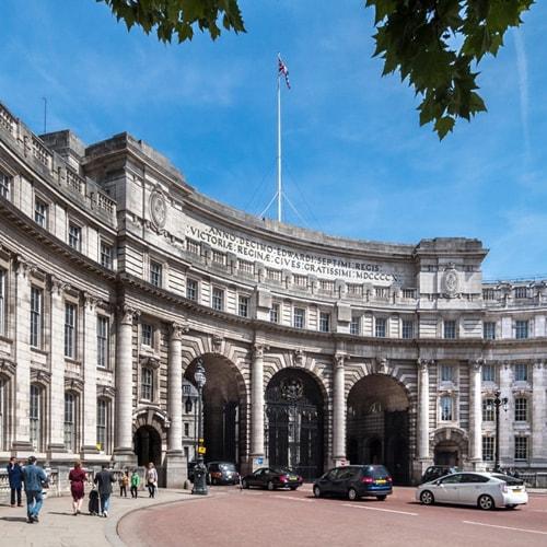 Admiralty Arch London Photo Walks
