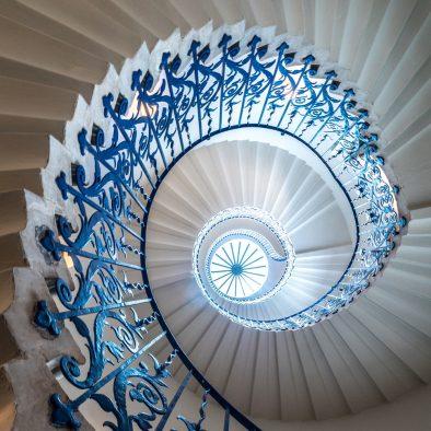 Tulip Staircase Greenwich London Photo Walks