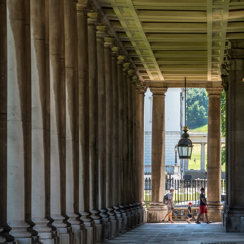 Royal Navel College London Photo Walks