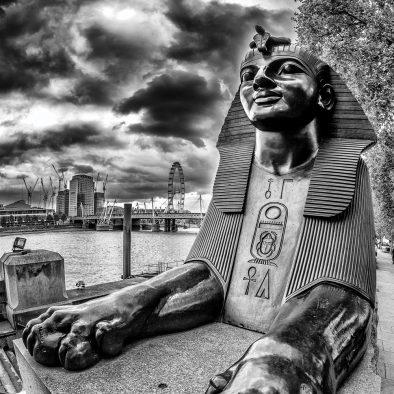 Spinx Cleopatra's Needle London Photo Walks