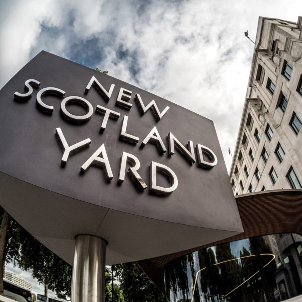 New Scotland Yard London Photo Walks