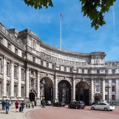 Admiralty Arch London photo Walks
