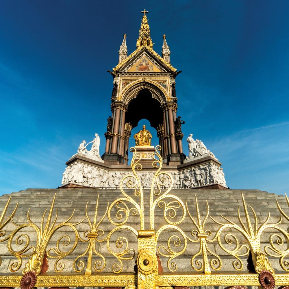 Albert Memorial London Photo Walks