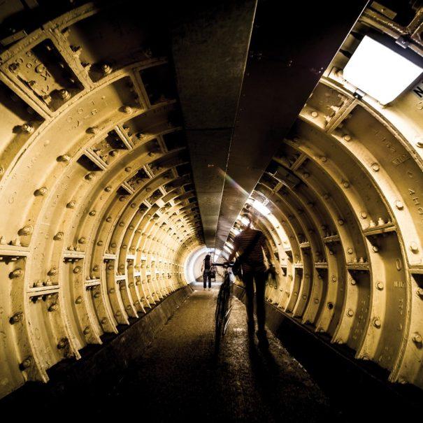 Greenwich Foot Tunnel London Photo Walks