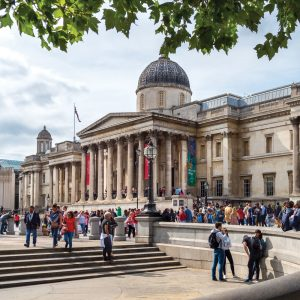 The National Gallery London Photo Walks
