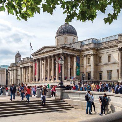 The National Gallery London Photo Walks