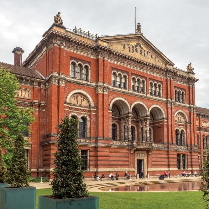 Victoria and Albert Museum London Photo Walks