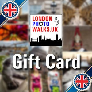 London Photo Walks Gift Card