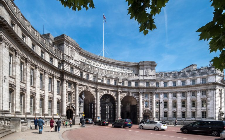 Admiralty Arch, The Mall, London Photo Walks