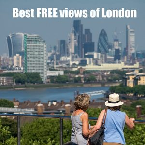 Best free views of London