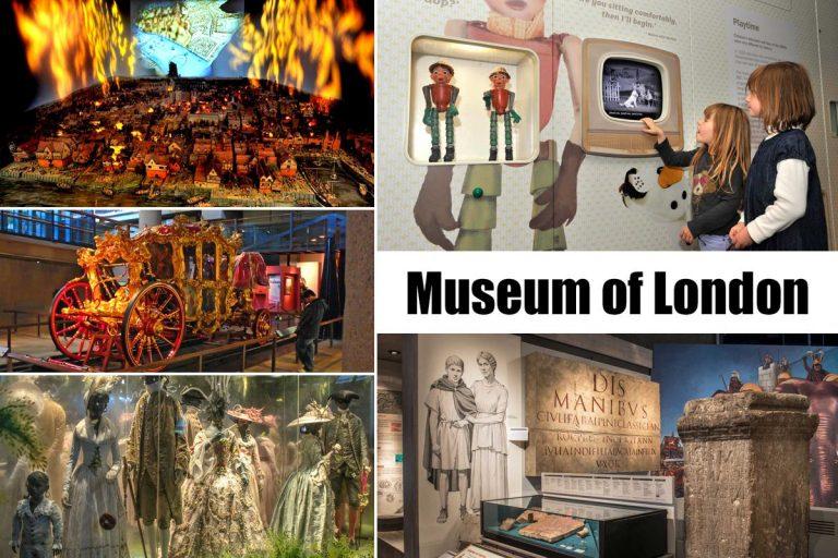 Museum of London, London
