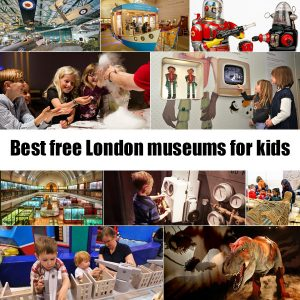 Best free London museums for kids