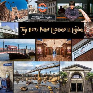 Top Harry Potter Filming Locations in London