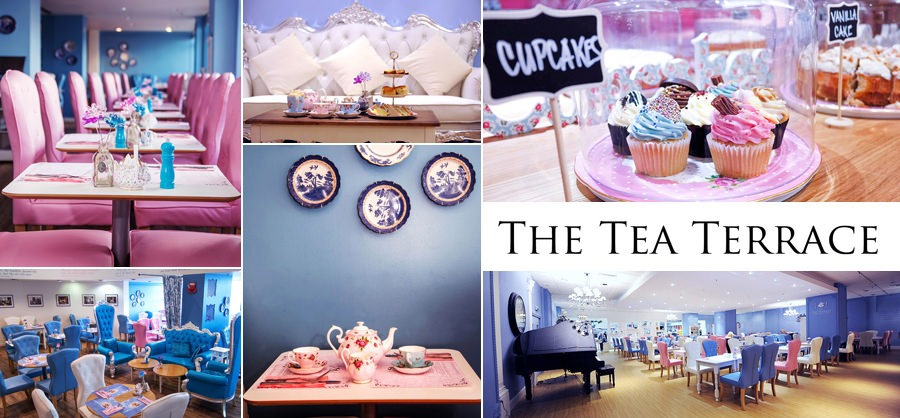 The Tea Terrace Afternoon Tea