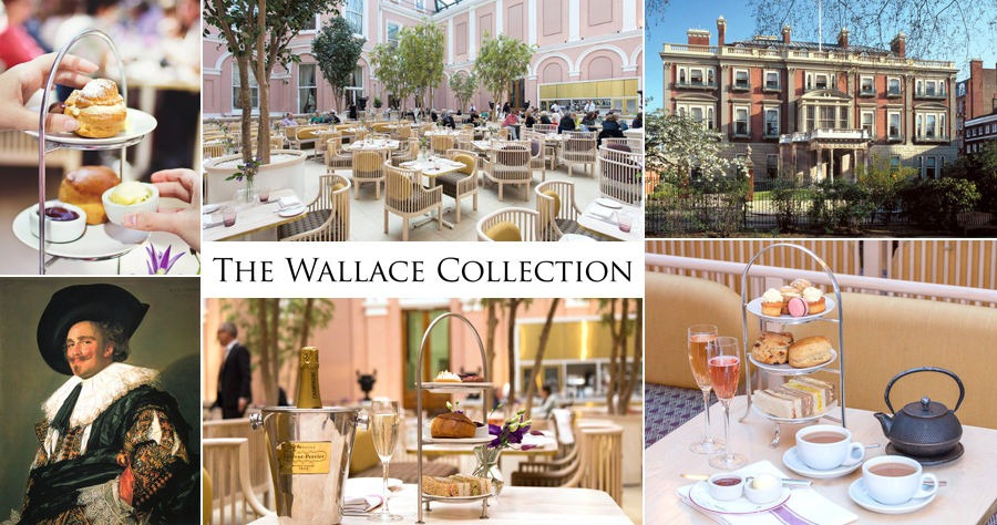 The Wallace Collection Afternoon Tea